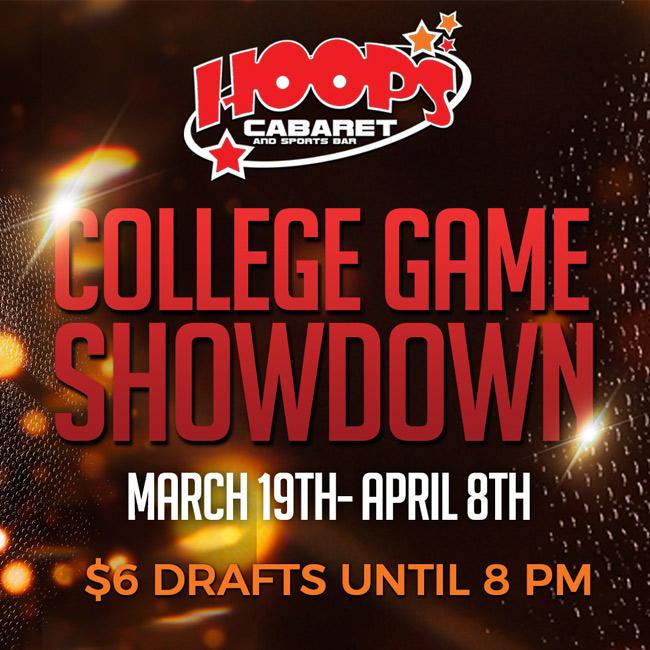 College Game Showdown